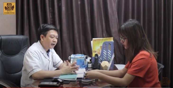 Chỉ sau 2 tháng uống bài thuốc gia truyền Đỗ Minh, bệnh của chị Uyên đã khỏi hẳn
