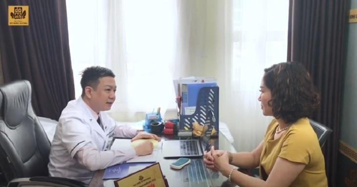 Diễn viên Nguyệt Hằng đánh bay nổi mề đay sau sinh chỉ với 60 ngày uống bài thuốc Mề đay Đỗ Minh