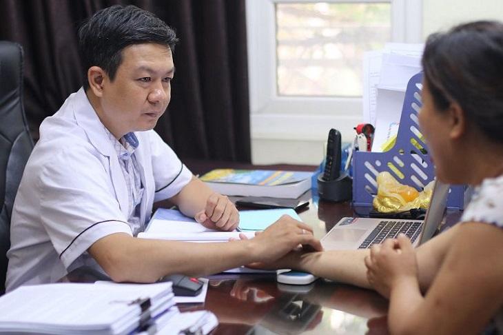 Lương y Đỗ Minh Tuấn là người có tâm, có đức và chuyên môn cao trong chữa nổi mề đay mẩn ngứa