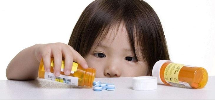 Cách điều trị mề đay ở trẻ em