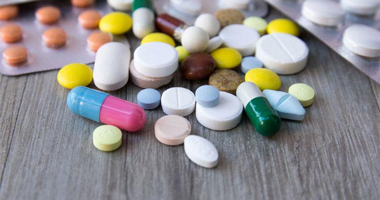 Dùng thuốc tân dược mang lại hiệu quả điều trị nhanh chóng