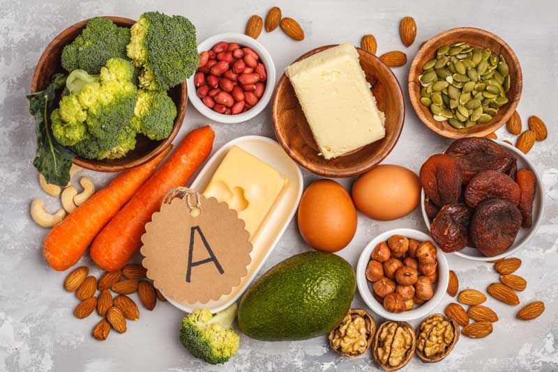 Nhóm thực phẩm bệnh nhân phong ngứa nên bỏ sung