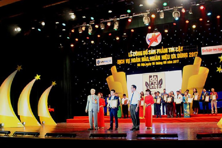 Nhà thuốc Đỗ Minh Đường vinh dự nhận giải thưởng danh giá